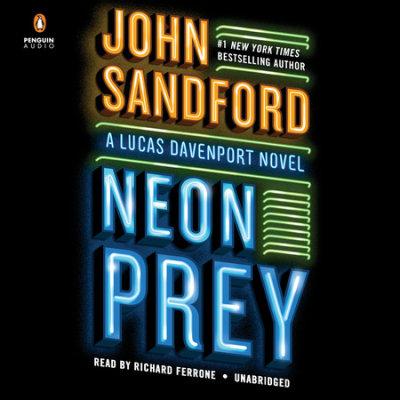 Neon Prey cover
