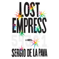 Lost Empress Cover