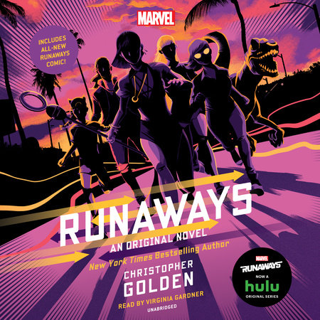 Runaways by Christopher Golden