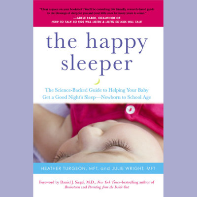 The Happy Sleeper cover