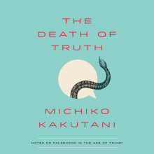 The Death of Truth Cover