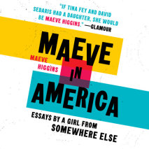 Maeve in America Cover