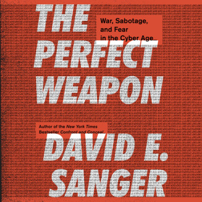 The Perfect Weapon cover
