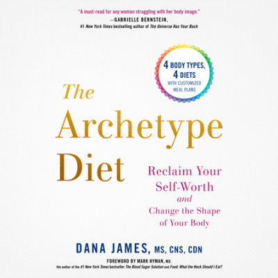 The Archetype Diet cover