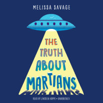 The Truth About Martians Cover