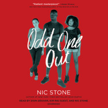 Odd One Out Cover
