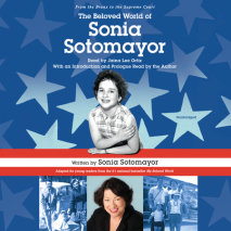 The Beloved World of Sonia Sotomayor Cover