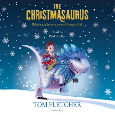 The Christmasaurus cover