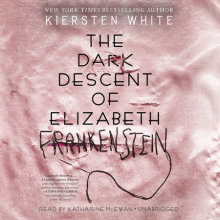 The Dark Descent of Elizabeth Frankenstein Cover