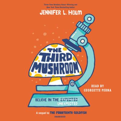 The Third Mushroom cover