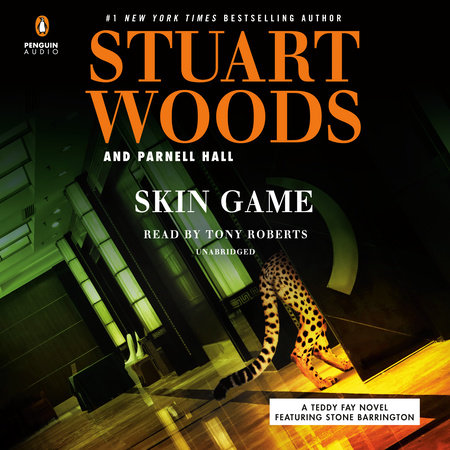 Skin Game by Stuart Woods,Parnell Hall
