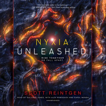 Nyxia Unleashed Cover