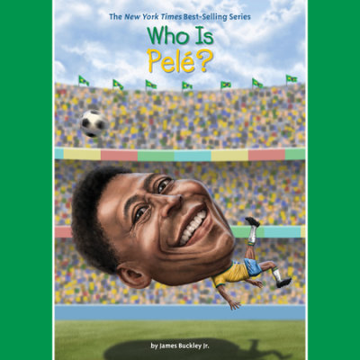 Who Is Pele? cover