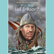 Who Was Leif Erikson? Cover