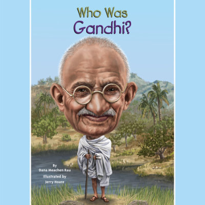 Who Was Gandhi? cover