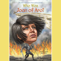 Who Was Joan of Arc? Cover