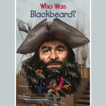 Who Was Blackbeard? Cover
