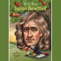 Who Was Isaac Newton? Cover