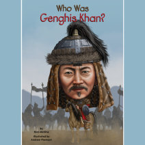 Who Was Genghis Khan? Cover
