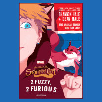 The Unbeatable Squirrel Girl: 2 Fuzzy, 2 Furious Cover