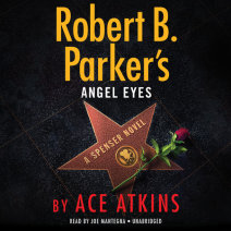 Robert B. Parker's Angel Eyes Cover