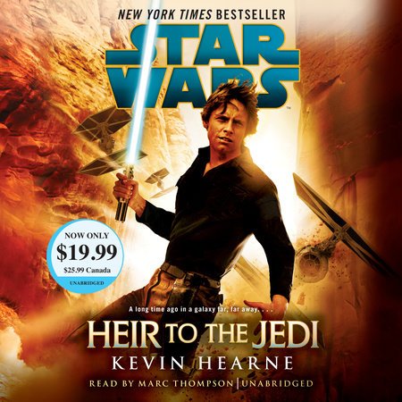 Heir to the Jedi: Star Wars by Kevin Hearne