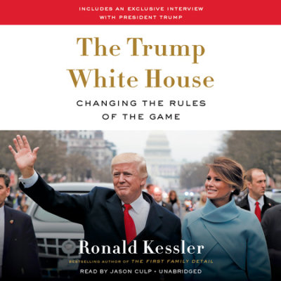The Trump White House cover