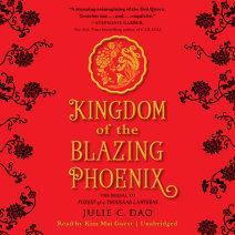 Kingdom of the Blazing Phoenix Cover