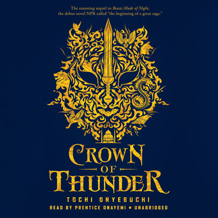 Crown of Thunder by Tochi Onyebuchi