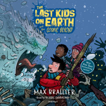 The Last Kids on Earth and the Cosmic Beyond Cover