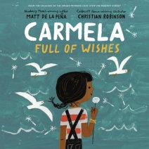Carmela Full of Wishes Cover