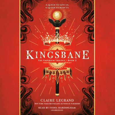 Kingsbane cover