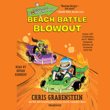 Welcome to Wonderland #4: Beach Battle Blowout Cover
