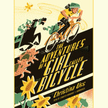The Adventures of a Girl Called Bicycle Cover