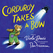 Corduroy Takes a Bow Cover