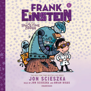 Frank Einstein and the Space-Time Zipper