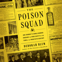 The Poison Squad Cover