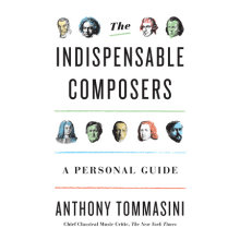 The Indispensable Composers Cover