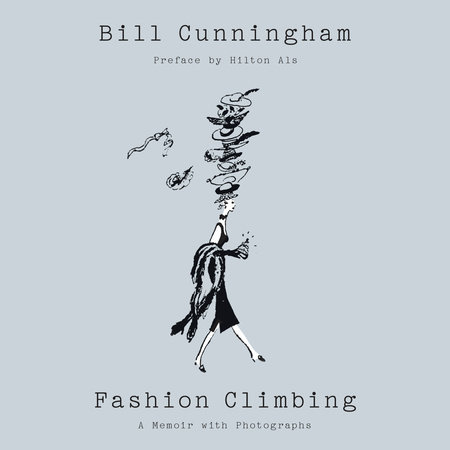Fashion Climbing by Bill Cunningham