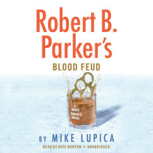 Robert B. Parker's Blood Feud Cover