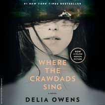 Where the Crawdads Sing Cover