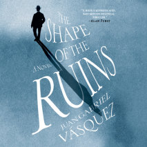 The Shape of the Ruins Cover