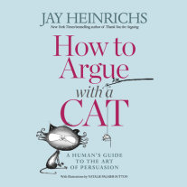 How to Argue with a Cat Cover