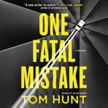 One Fatal Mistake Cover