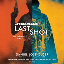 Last Shot (Star Wars) Cover