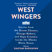 West Wingers Cover