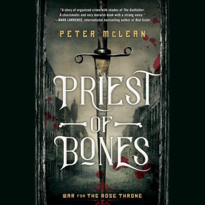 Priest of Bones cover