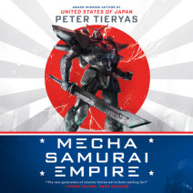Mecha Samurai Empire Cover