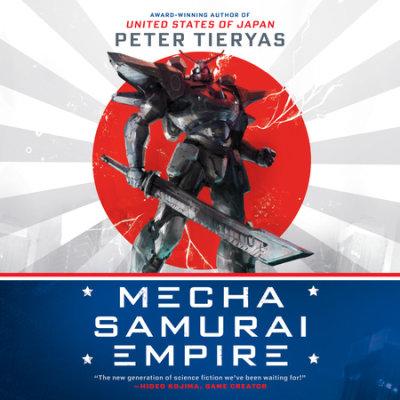 Mecha Samurai Empire cover