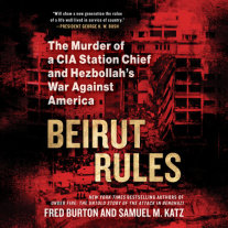 Beirut Rules Cover